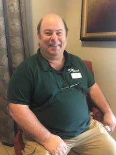 Todd Raney, Maintenance Director at Woodside Senior Living