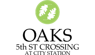 Oaks 5th Street Crossing at City Station