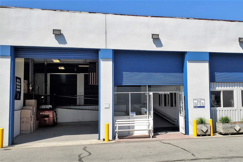 Front view at GoodFriend Self Storage New Hyde Park in New Hyde Park, New York