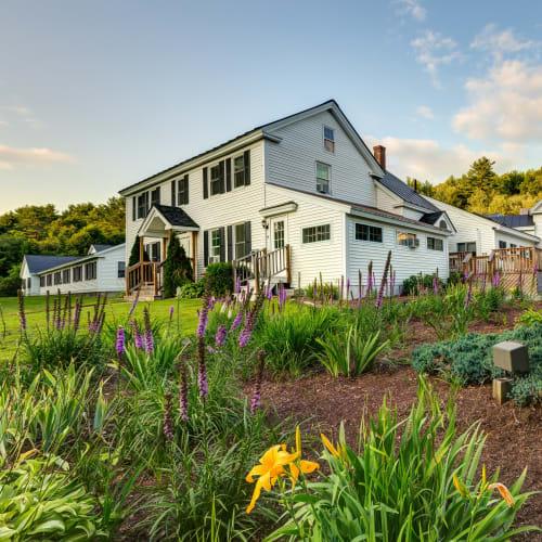 Explore Pine Rock Manor