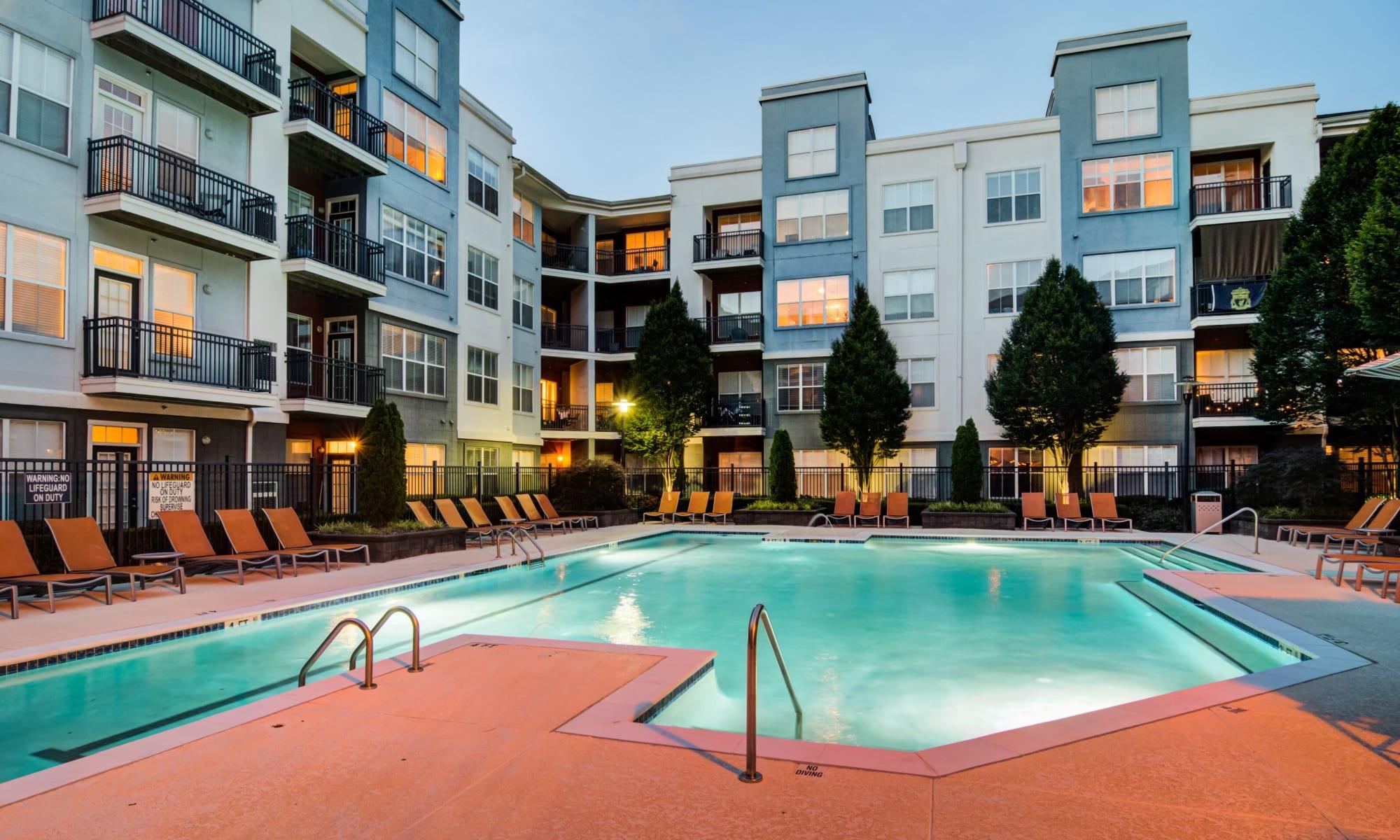 Luxury apartments in Atlanta, GA