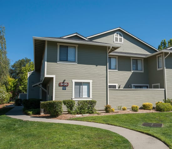 Ridgecrest Apartment Homes, a sister property to Valley Ridge Apartment Homes in Martinez, California