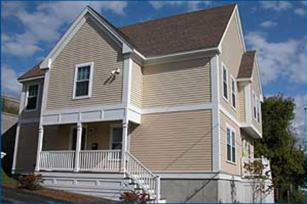 Olney Village Apartments near ONE Neighborhood Builders Apartments in Providence, Rhode Island