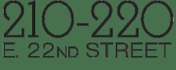 210-220 E. 22nd Street