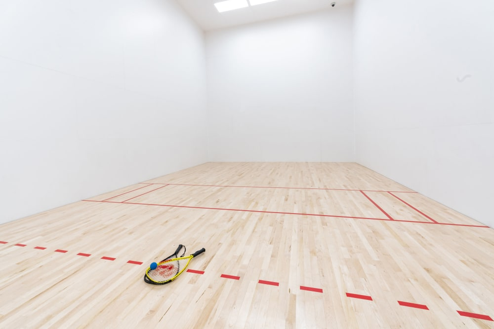Enjoy Apartments with a Racquet Ball Court at Estancia at Ridgeview Ranch