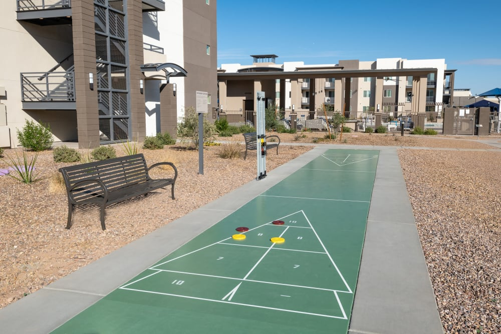 Outdoor Game Area at Sky at Chandler Airpark in Chandler, AZ