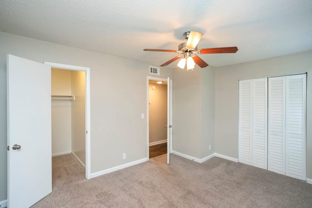 Bedroom at Magnolia Place