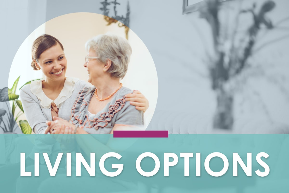 Learn more about Living options at The Atrium of Carmichael in Carmichael, California