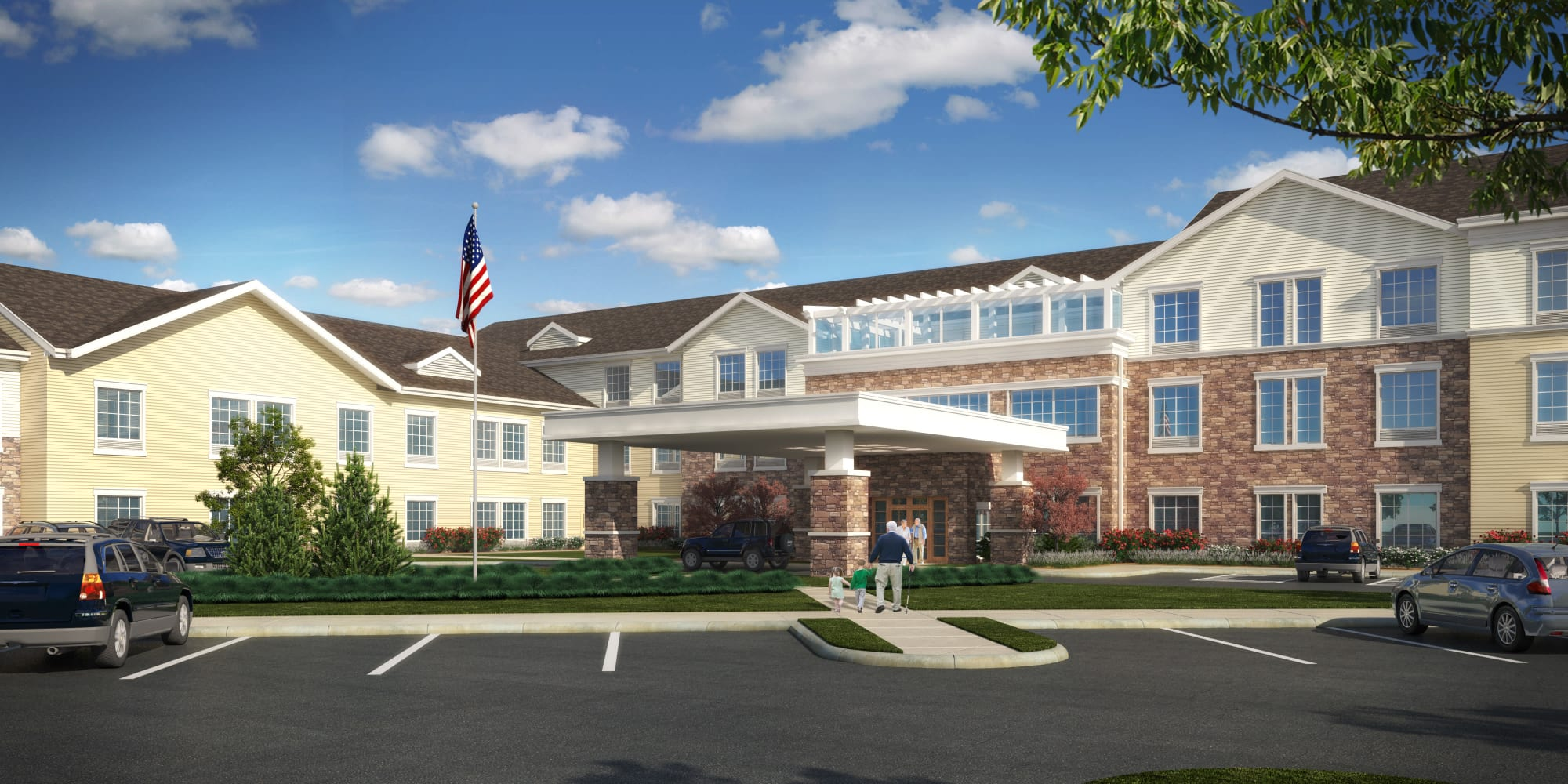 Senior living at Anthology of Overland Park in Overland Park, Kansas