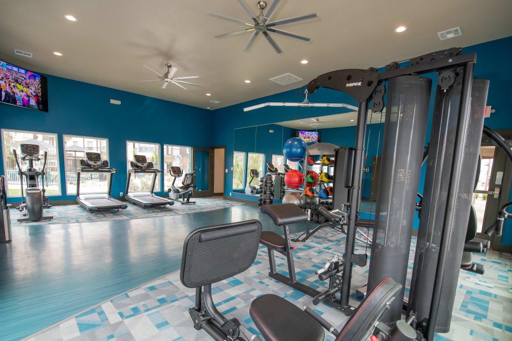 Fitness Center of 97@ North Oak in Kansas City, Missouri