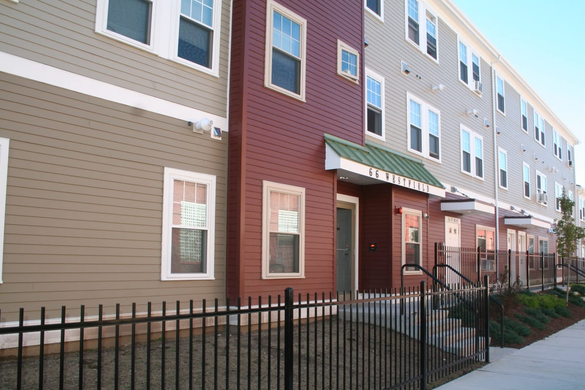 View our Sankofa Apartments property in Providence, Rhode Island