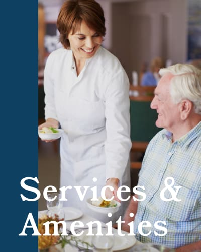 Services and Amenities at MacArthur Hills in Irving, Texas