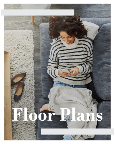 View our floor plans at Aspen Place in Aurora, Illinois