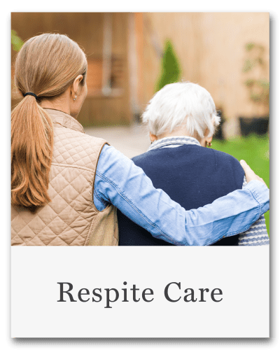 Learn more about Respite Care at Carolina Assisted Living in Appleton, Wisconsin
