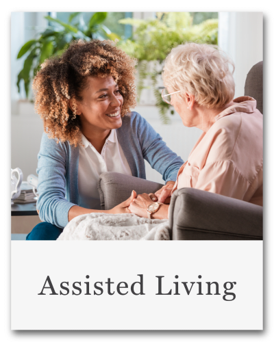 Learn more about Assisted Living at Milestone Senior Living in Eagle River, Wisconsin.