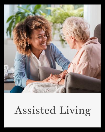 View Assisted Living at Prairie Hills Senior Living in Cedar Rapids, Iowa.