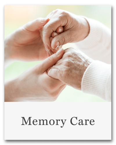Learn more about Memory Care at Parker Place in Parkersburg, Iowa