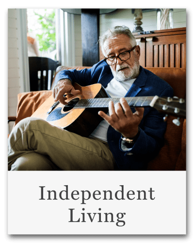 Learn more about Independent Living at Edencrest at Riverwoods in Des Moines, Iowa