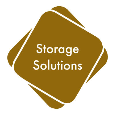 A3 Storage Centers storage solutions callout