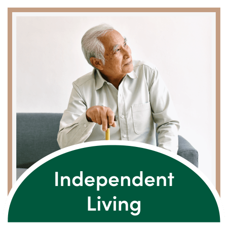 Link to independent living of Mountain View Retirement Village in Tucson, Arizona