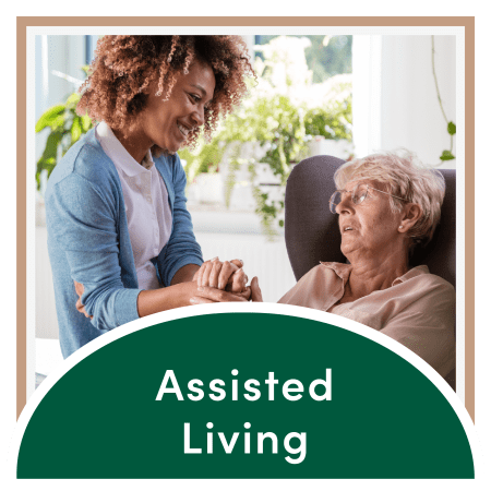 Link to assisted living of Mountain View Retirement Village in Tucson, Arizona