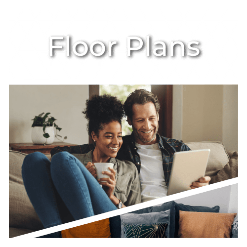 View floor plans at Parc at Murfreesboro in Murfreesboro, Tennessee