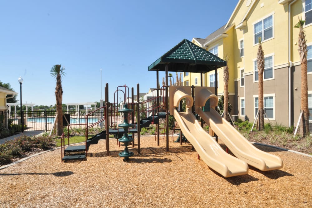 Playground at Landings at Four Corners in Davenport, Florida