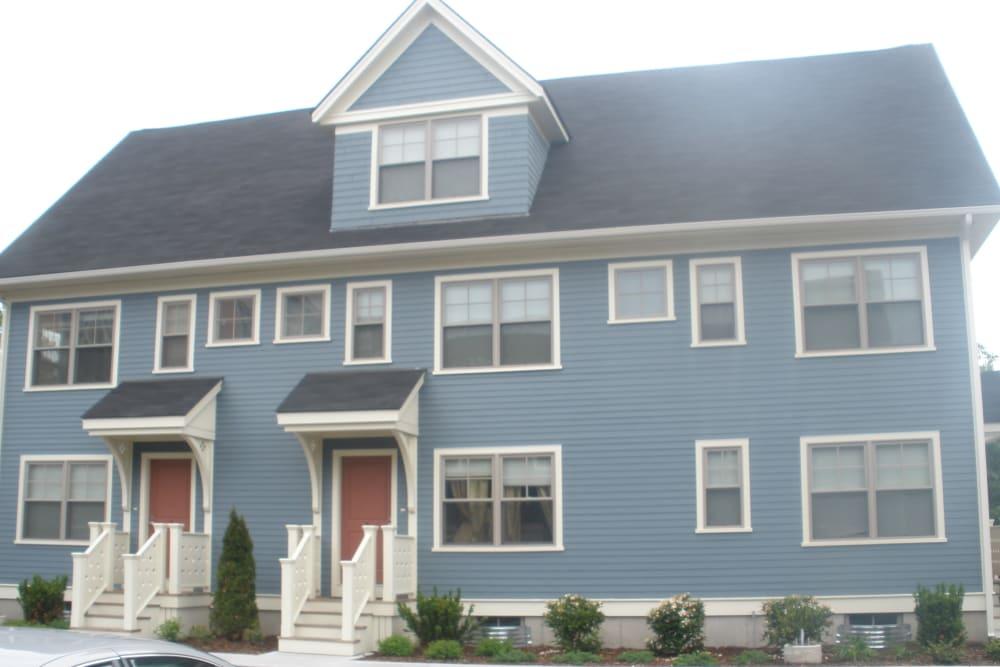 Broad Street Revitalization near ONE Neighborhood Builders Apartments in Providence, Rhode Island
