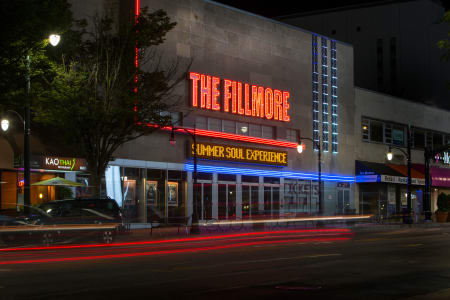 The Premier are near the historic Fillmore