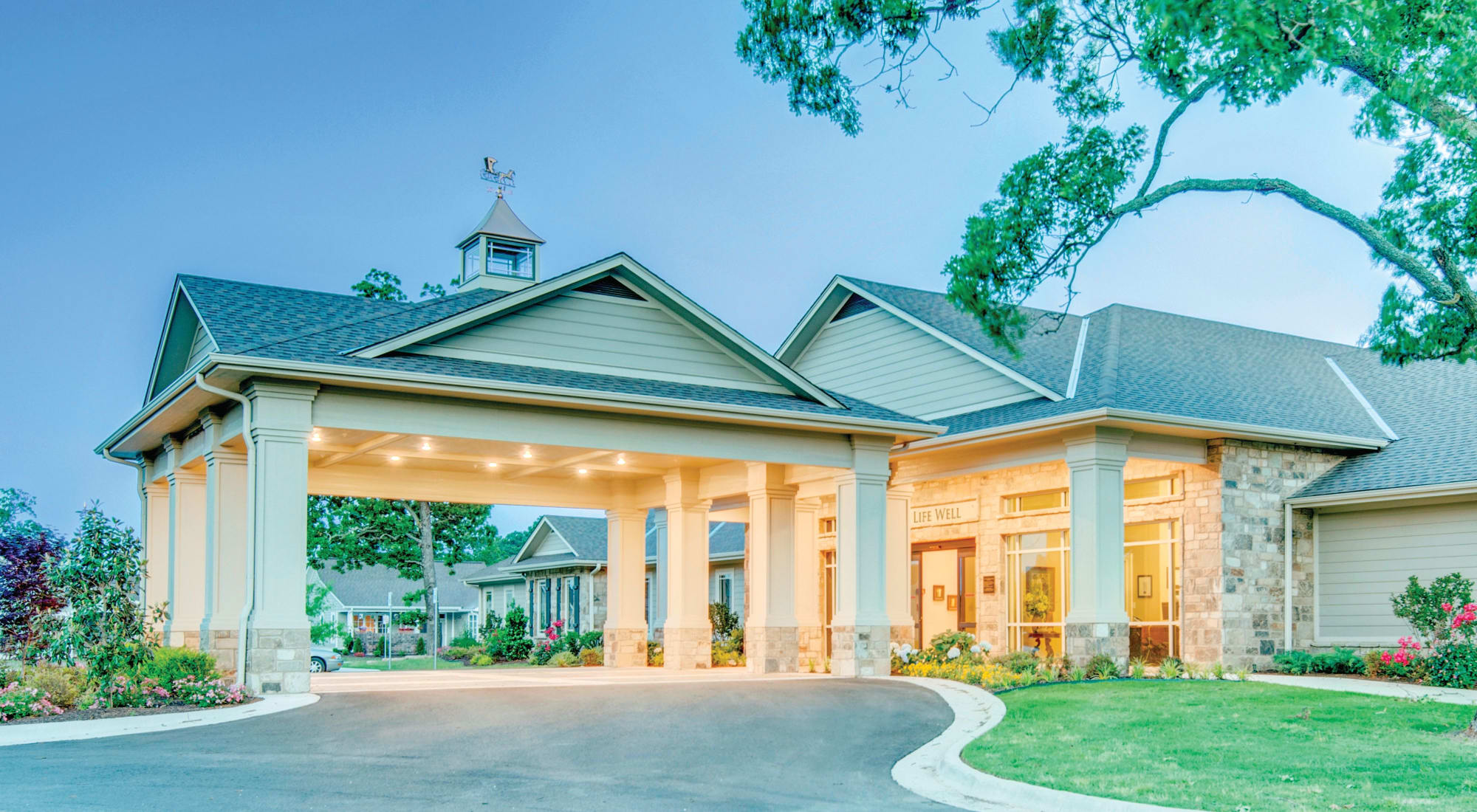 Senior living in Rogers, AR