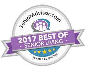 Arbour Square and The Birches at Arbour Square Each Win 2017 Best of Senior Living Award from SeniorAdvisor.com