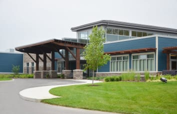 Link to Prairie Lakes Health Campus's Arlington Place Health Campus location