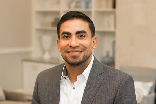 Carlos Guevara, Director of Plant Operations
