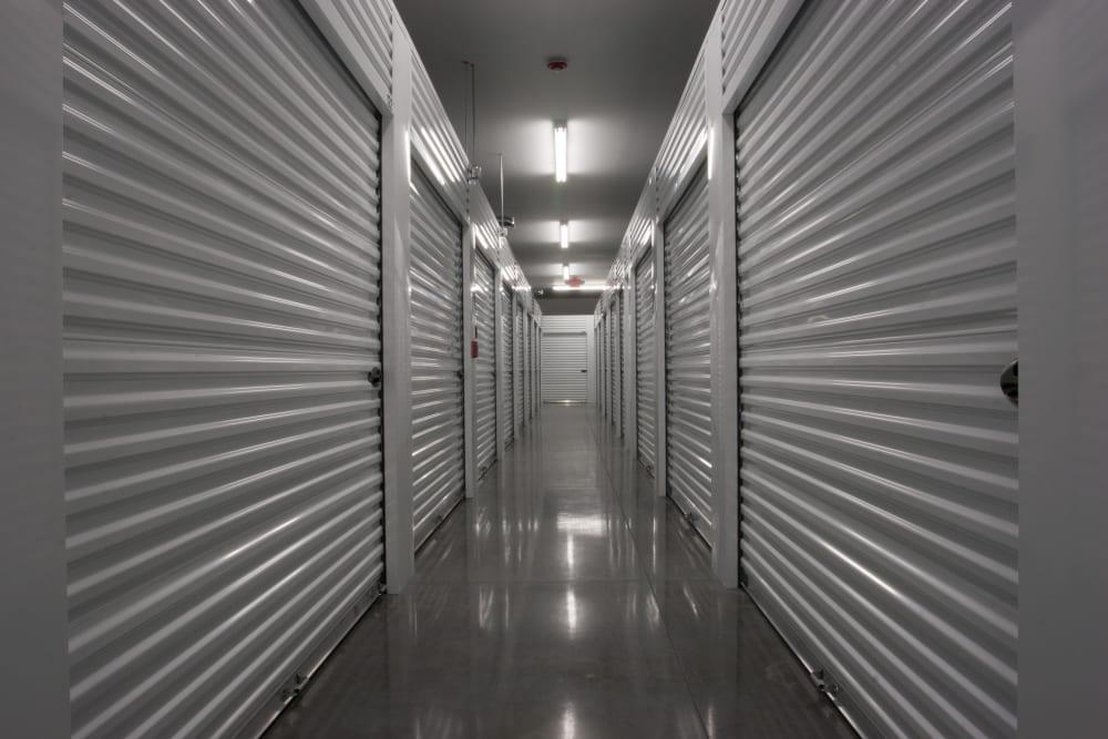 Temperature-controlled units at Mini Storage Depot in Murfreesboro, Tennessee