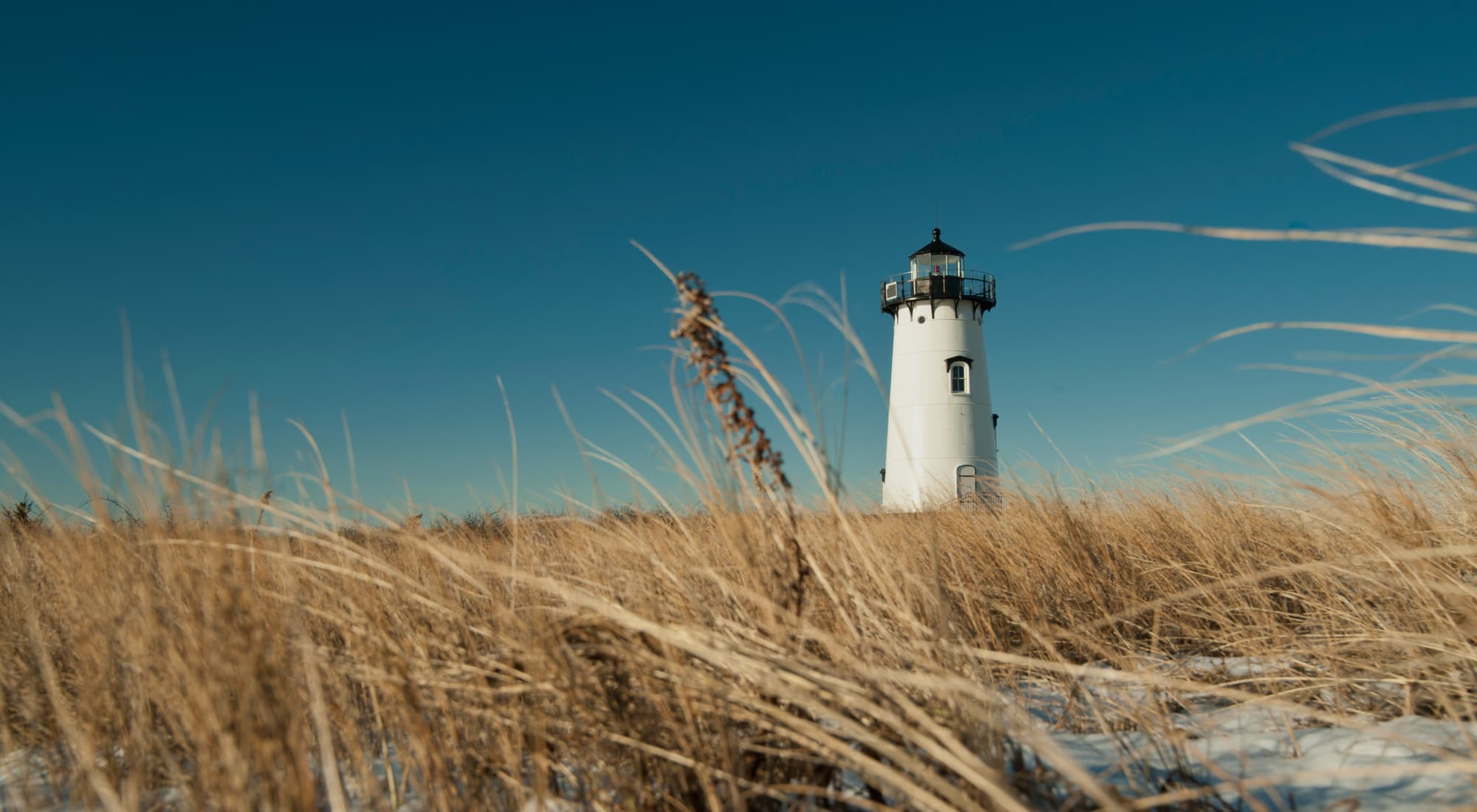 Lighthouse near Maplewood at Brewster in Brewster, Massachusetts