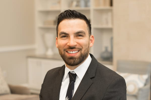 Victor Moreno, Director of Dining Services