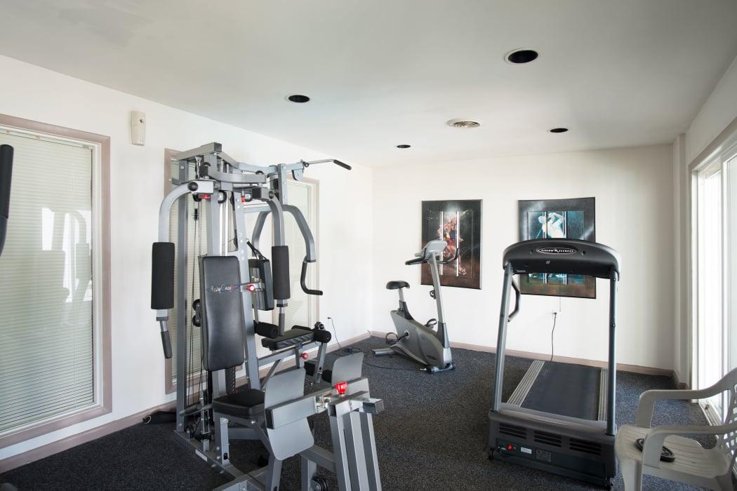 Fitness Center at Horizon Ridge Apartments in East Greenbush