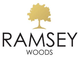 Ramsey Woods Logo