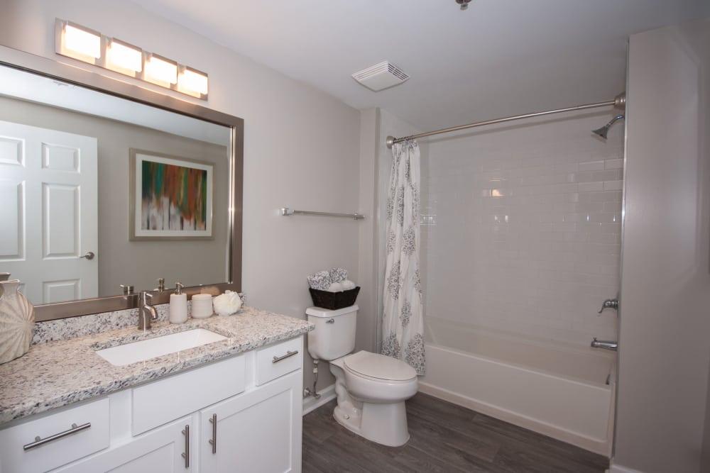 Bathroom at The Eva
