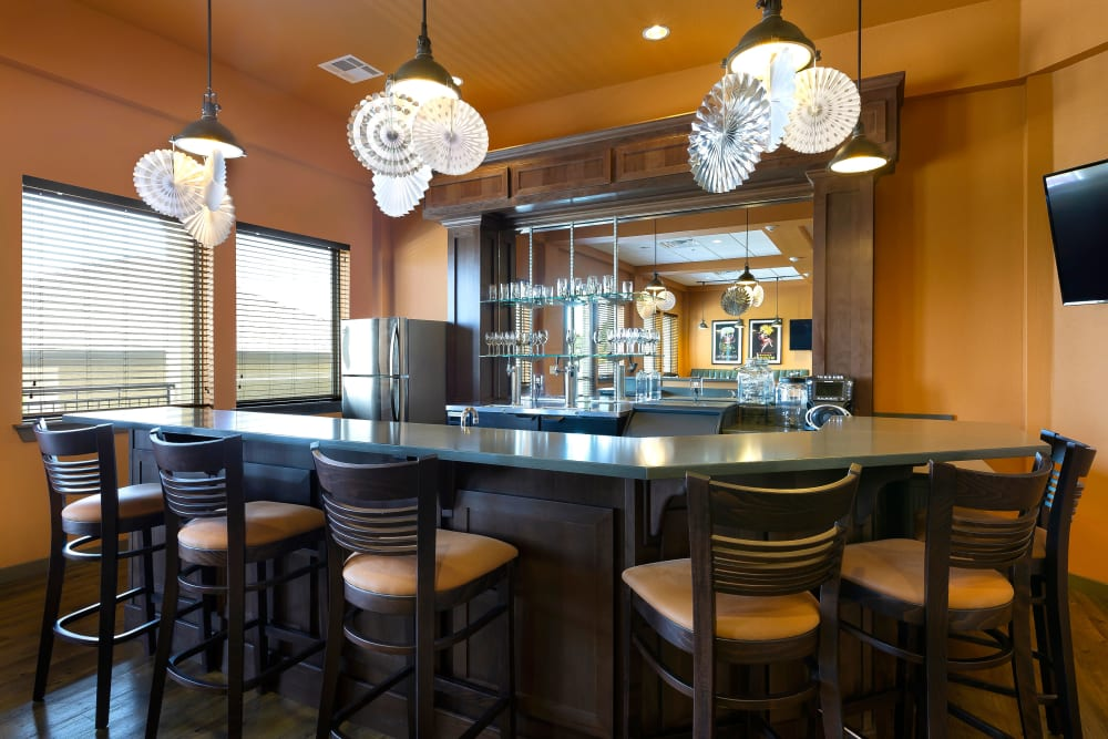 Pub at Affinity at Southpark Meadows