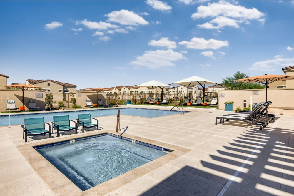 Pool at Avilla Meadows in Surprise, Arizona