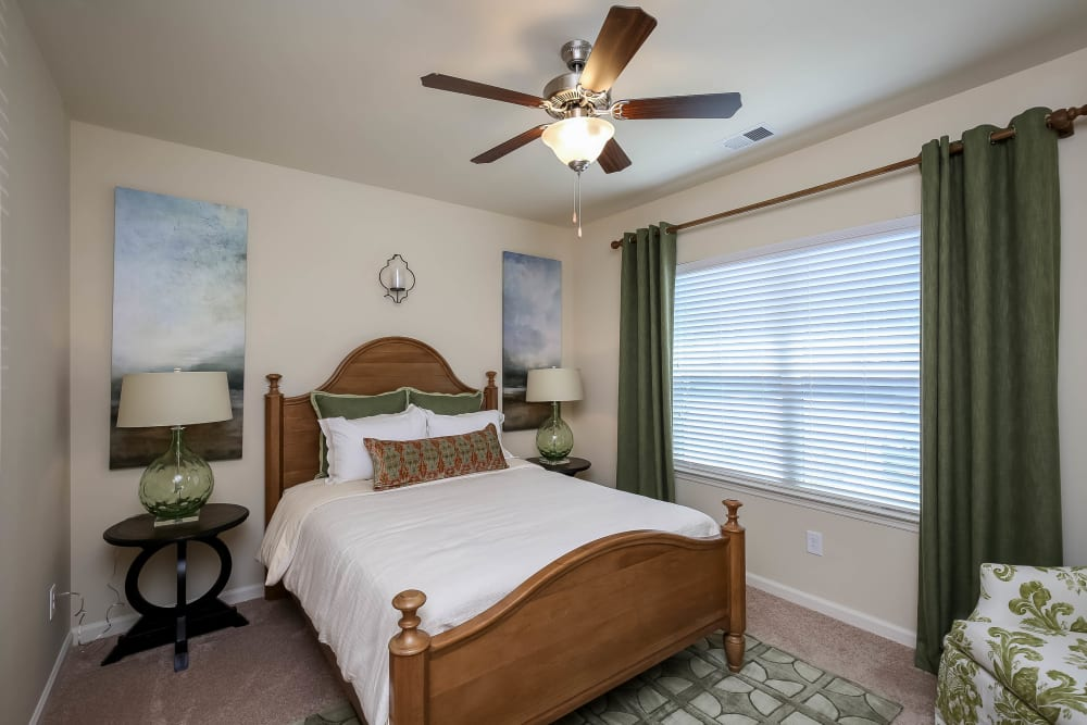 Bedroom at Commonwealth at 31 in Spring Hill, Tennessee