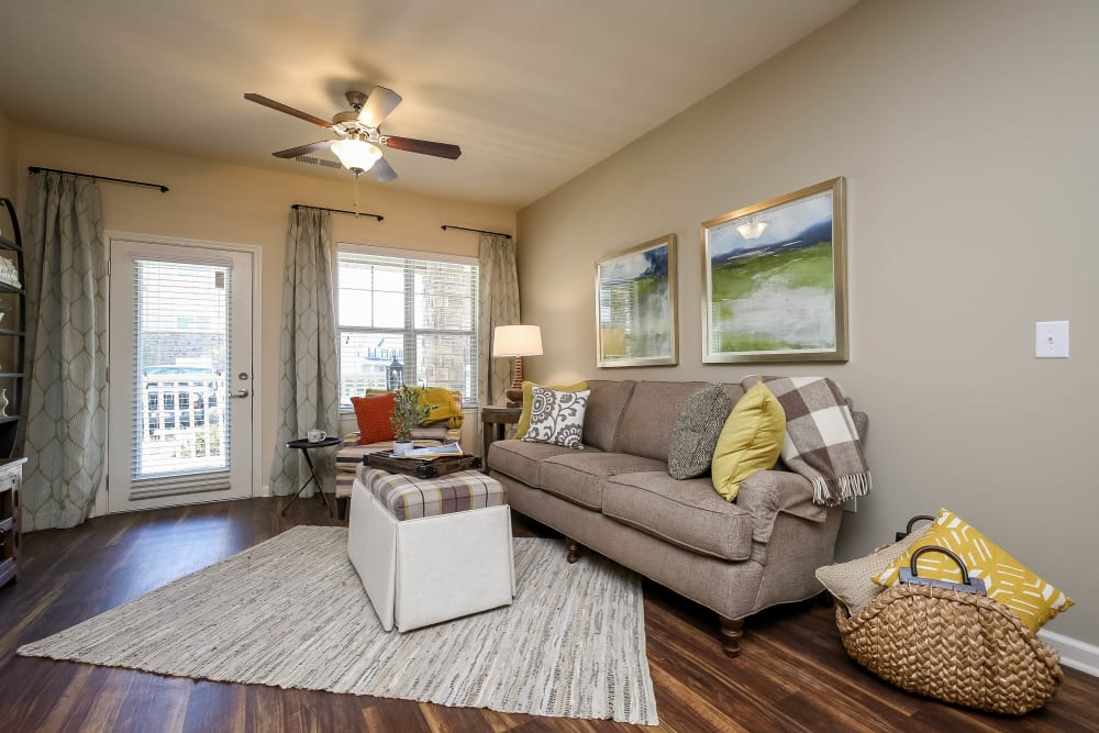 Beautiful Living Room at Commonwealth at 31 in Spring Hill, Tennessee