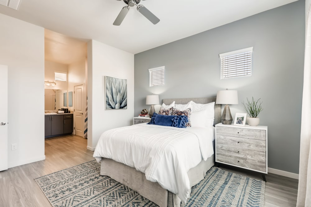 Bedroom at Avilla Enclave in Mesa, Arizona
