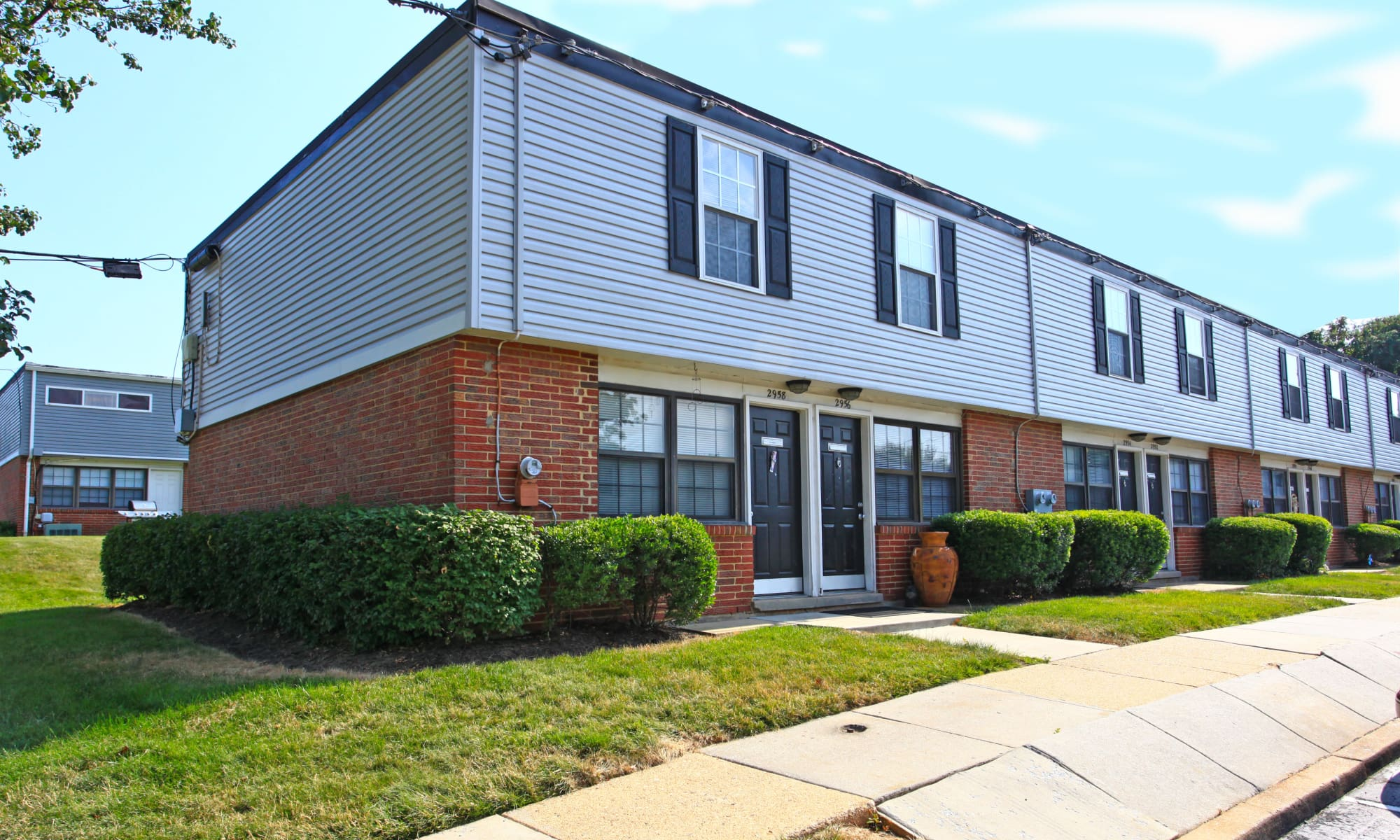 halethorpe md townhomes for rent on fifth avenue riverview townhomes