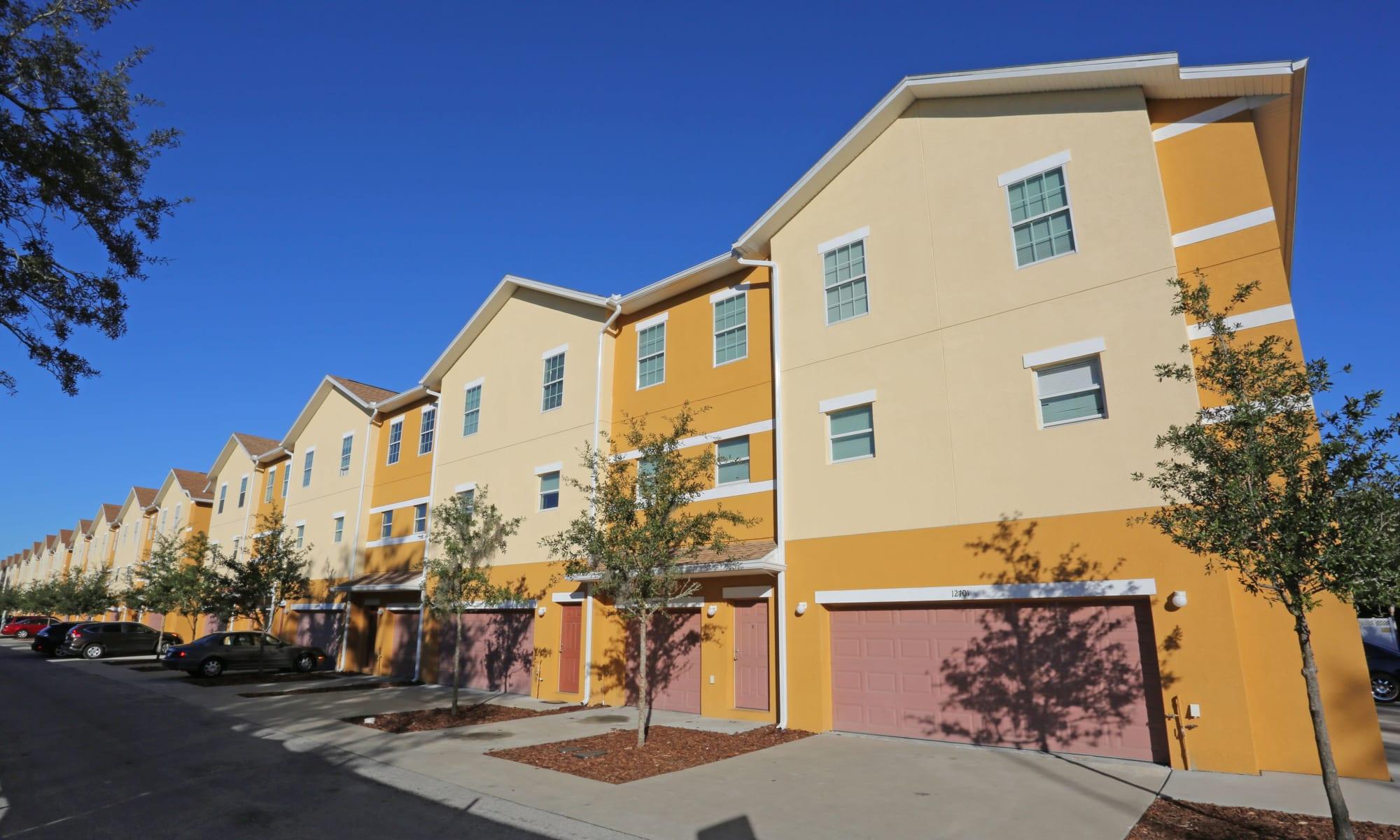 Apartments at Town Park Villas in Tampa, Florida