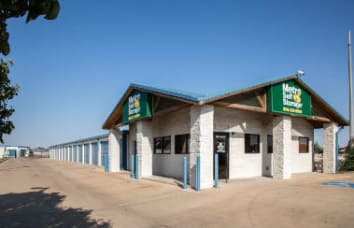 Nearby Amarillo, TX Storage - Coulter St