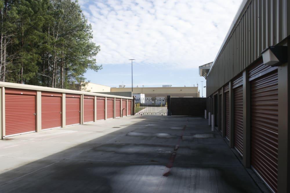Exterior Units Texarkana, Texas near Lockaway Storage