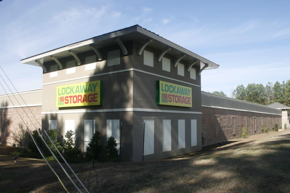 Lockaway Storage in Texarkana, Texas