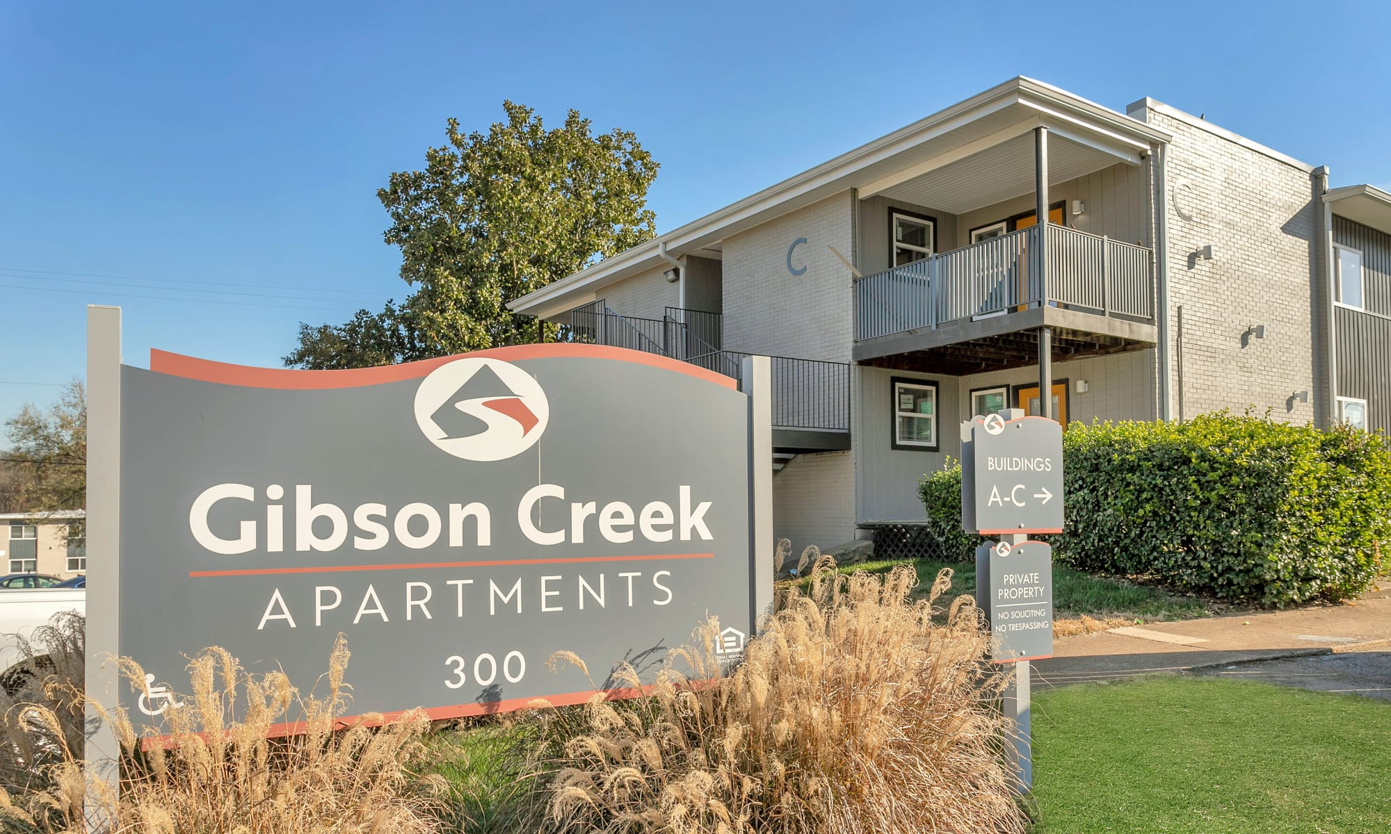 Gibson Creek Apartments in Madison, Tennessee